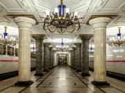 25 Estações de Metro das mais bonitas do mundo (1 é portuguesa)