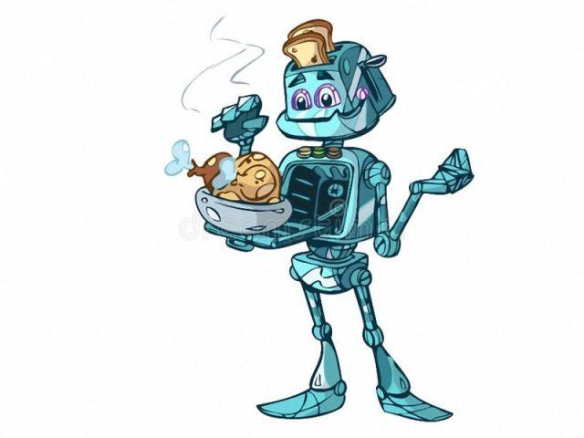 Robots de cozinha, de Ricardo Araújo Pereira