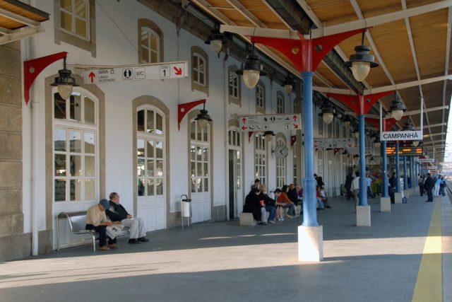 Começa em Portugal a viagem de comboio mais longa do mundo