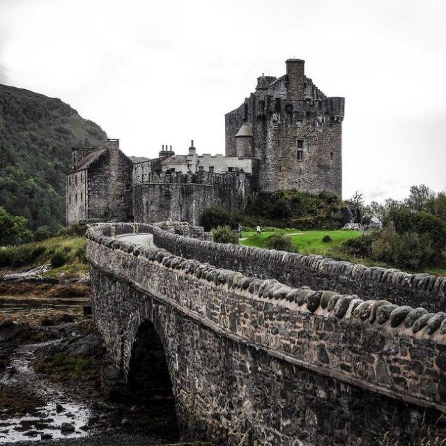 Castelo Eilean Donan, Reino Unido