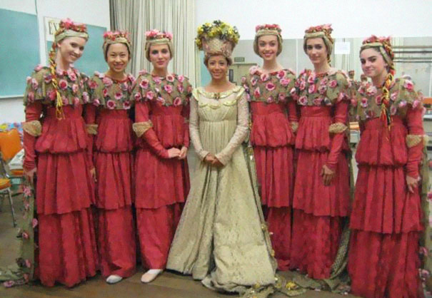 46 Vestidos de damas de honor Vintage que ofuscaram a noiva