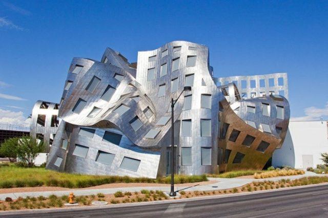 Clínica de Salud Mental Lou Ruvo, Las Vegas