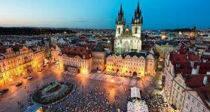 É portuguesa uma das praças mais bonitas do mundo