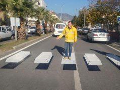 Portugal: a primeira passadeira 3D está na Maia