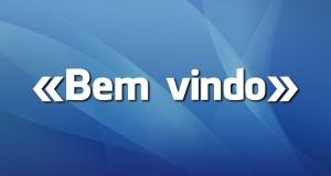 «Bem vindo» é erro de português?