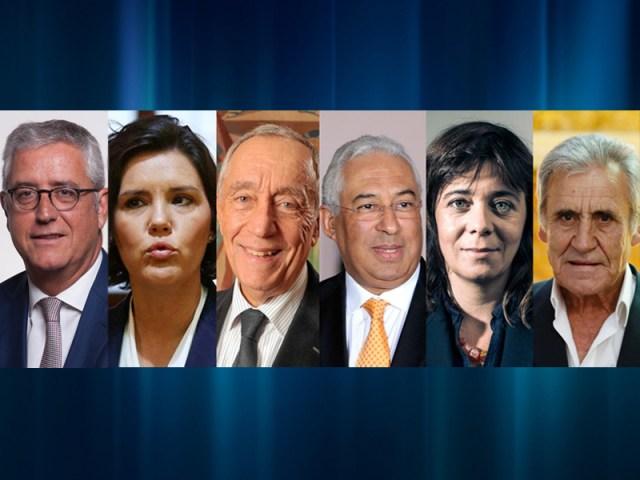 Afinal, quanto ganham os políticos portugueses?