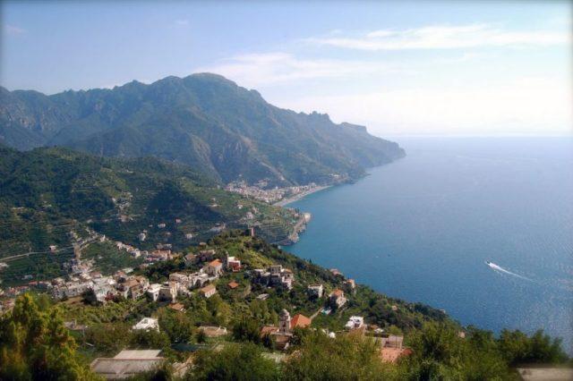 Costa de Amalfi, Itália