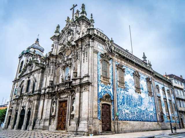 Porto: a Igreja do Carmo