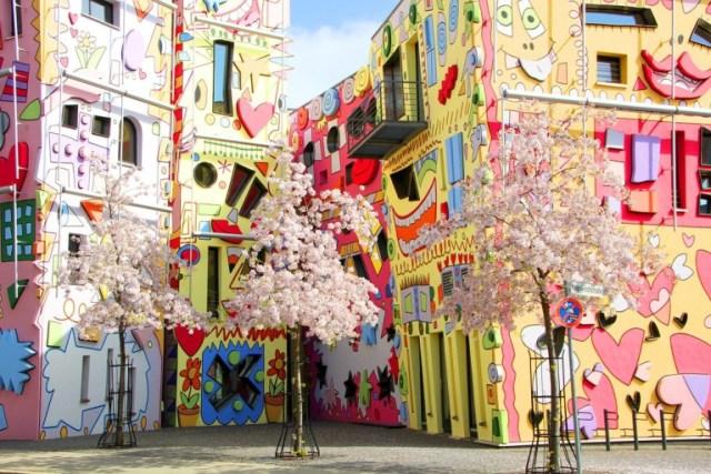 Happy Rizzi Haus em Braunschweig, Alemanha
