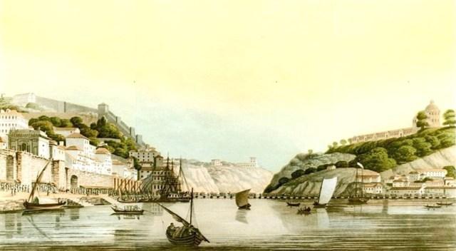 a tragédia da Ponte de Barcas