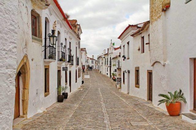 destinos românticos portugueses