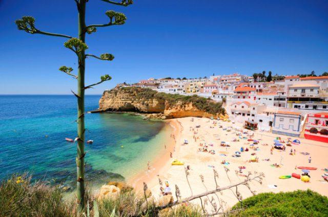 praias mais bonitas do Algarve