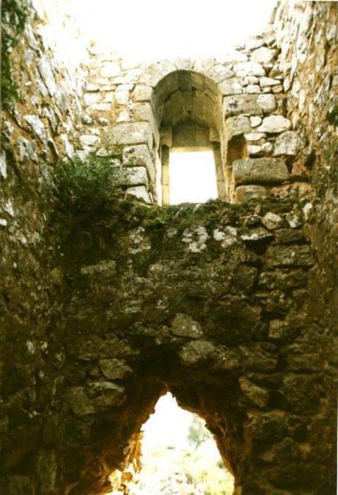 maldição do Castelo do Rei Vamba
