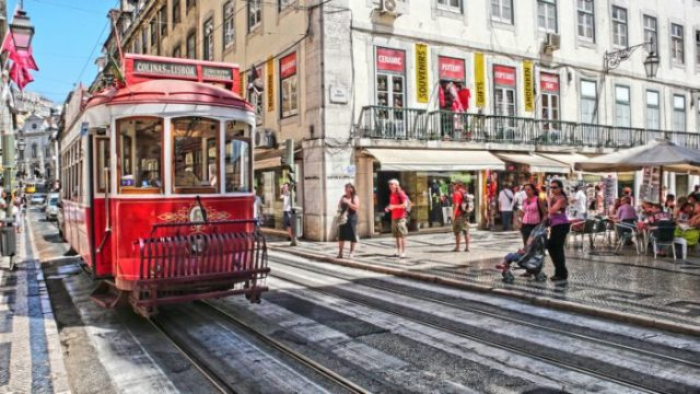 escapadinhas românticas em Portugal
