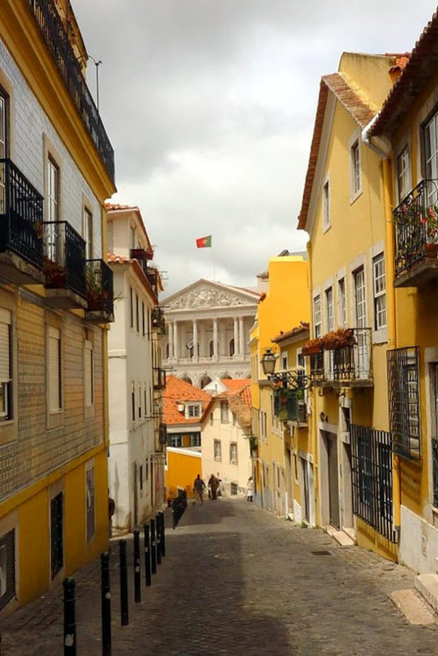ruas mais pitorescas e carismáticas de Lisboa