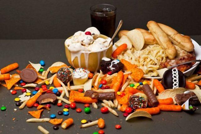 alimentos que afinal fazem mal