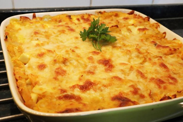 receitas de bacalhau no forno com batatas