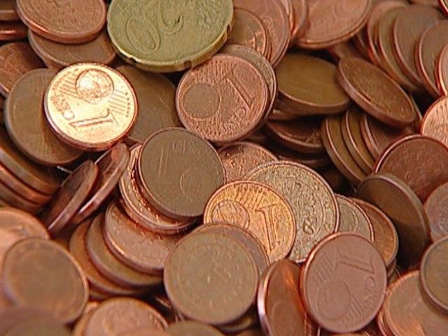 Moedas de 1 cêntimo valiosas e raras