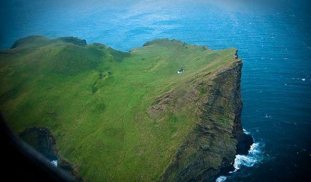 casa mais isolada do mundo