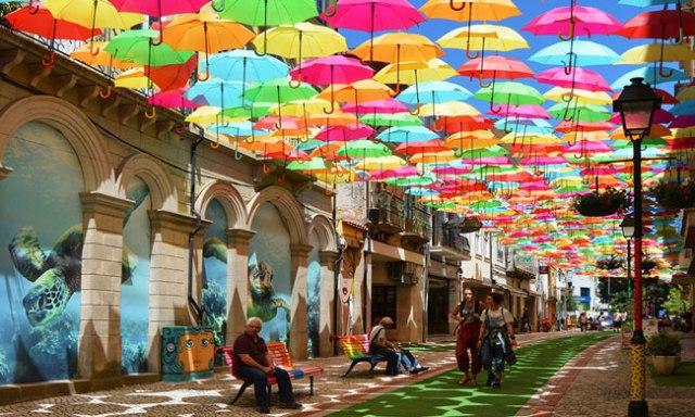ruas mais bonitas do mundo