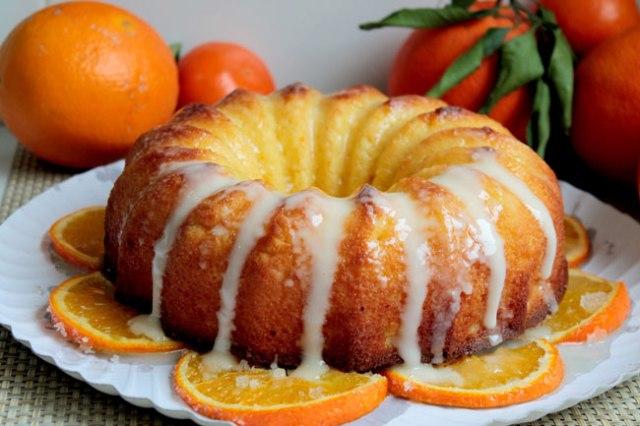 9 receitas de bolo de laranja e limão