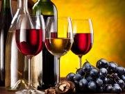 Vinhos tintos ou brancos podem guardados