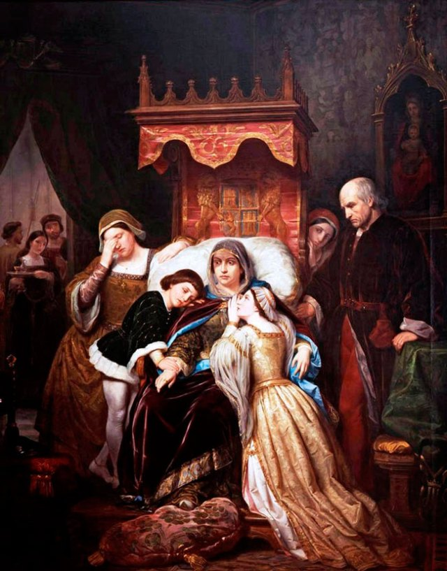 Rainha Isabel de Castela