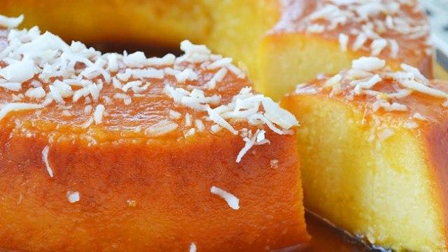 receitas de pudim de pão super tentadoras
