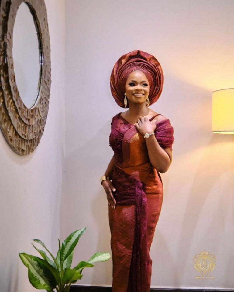 yoruba bride