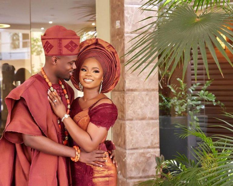 yoruba engagement ceremony