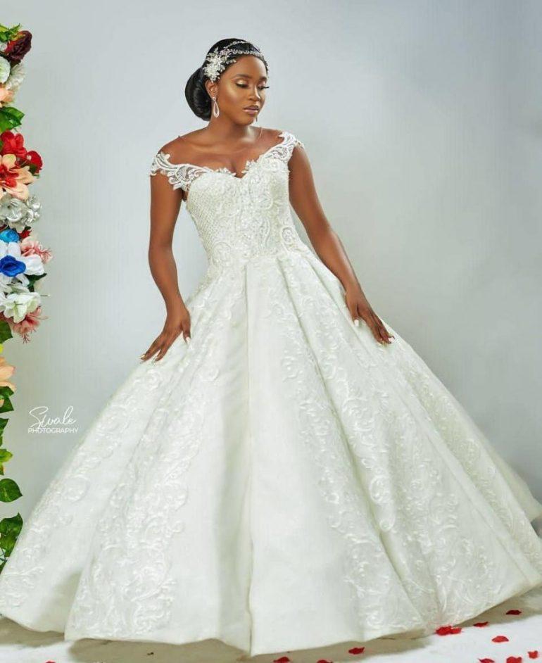 ball gown inspired dress la viva bridal