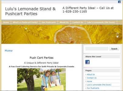 Content & Custom Standard Theme