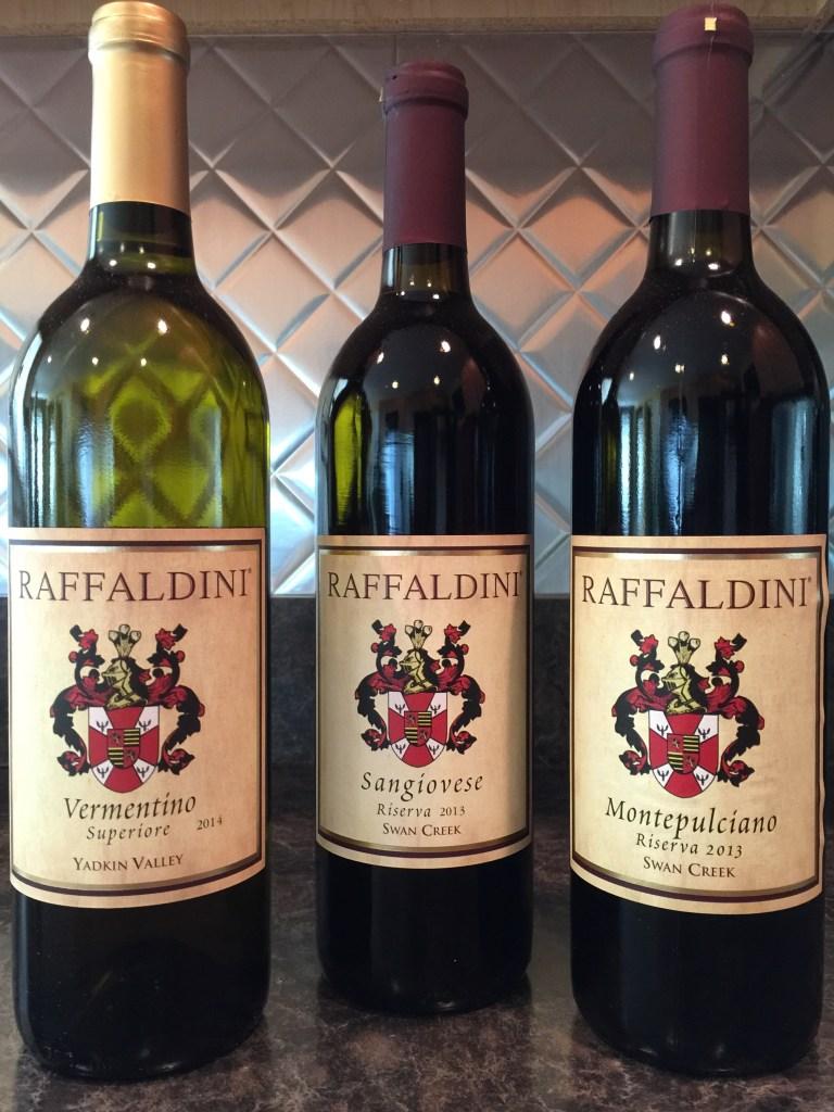 3 New Releases at Raffaldini