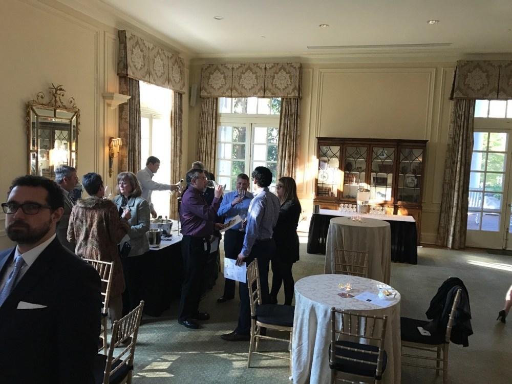 Herrera Vineyards at the North Carolina Fine Wines Showcase