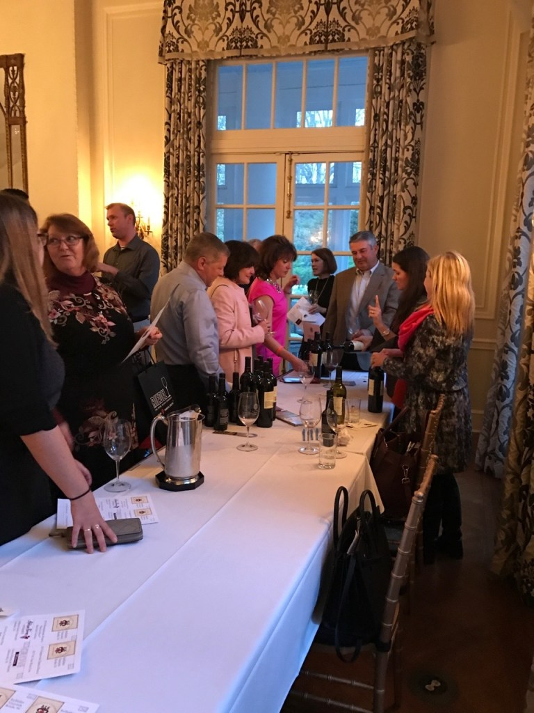 Shelton Vineyards at the North Carolina Fine Wines Showcase