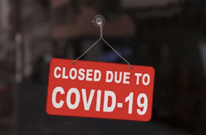 Closed due to COVID