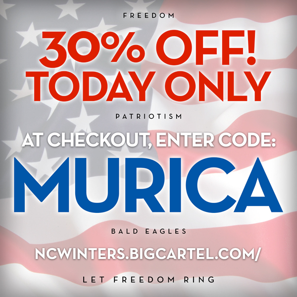 JULY4THdiscount
