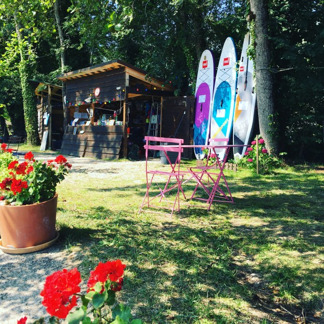 NCY SUP Center lac d'Annecy