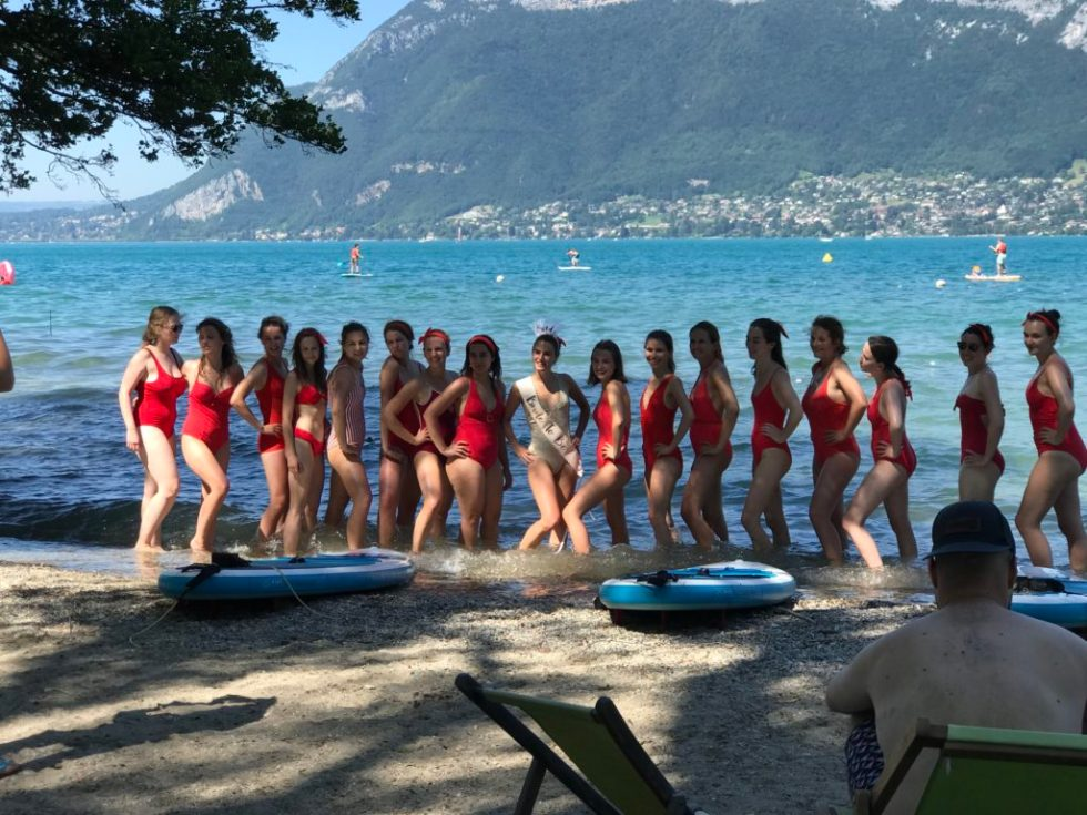 EVJF paddle Annecy