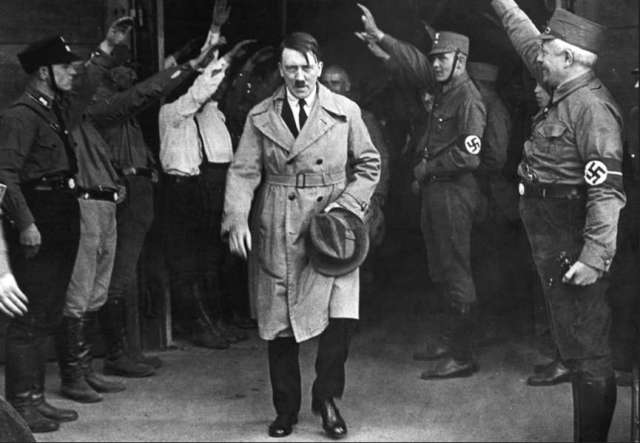 Adolf Hitler. / fot. flickr