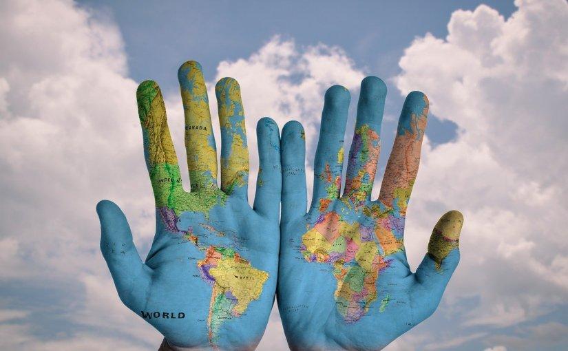 Welt im Umbruch – Lasst uns aufbrechen!