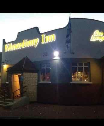 Illuminated Fascia Sign for Kilmardinny Inn
