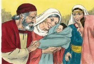 Nativité de Jean Baptiste