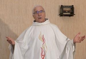 Messe d'au-revoir au Père Claude Charvet @ NDAnges
