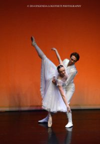 Nadya Dimokova as Coppelia ND Ballet School Classical ballet for children and adults in Varna Bulgaria