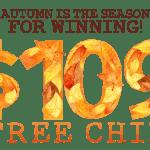 Prism Casino $109 Free Chip