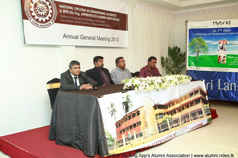 AGM followed by Annual Get-together and fellowship 2013