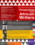Africa Creative Writers