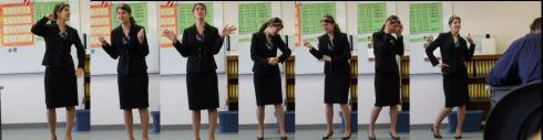 Day 95: Speech Poses