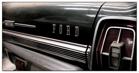 A Classic Ford